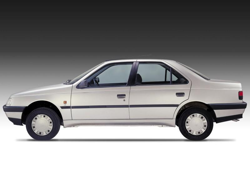 قیمت پژو 405 دوگانه سوز مدل 90