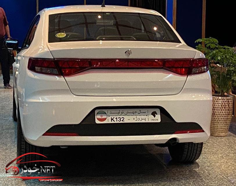 خودروی ایرانی K132